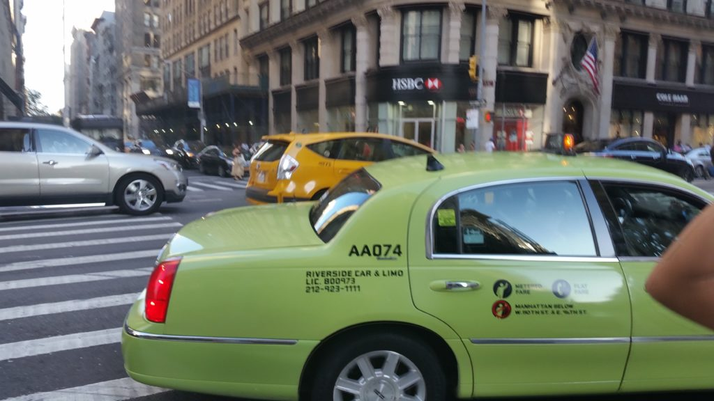 NYC Taxi Riders' Tipping Behavior Analysis | NYC Data