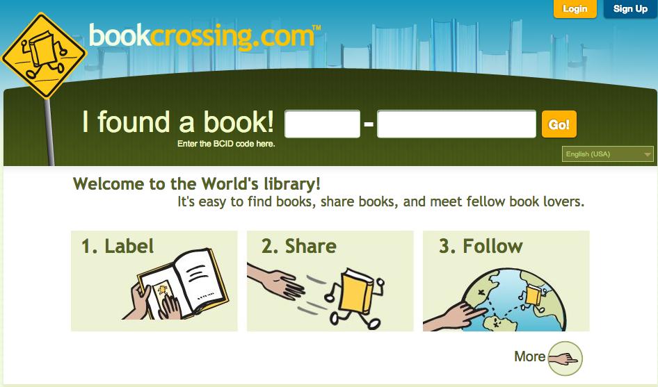 bookcrossingsite