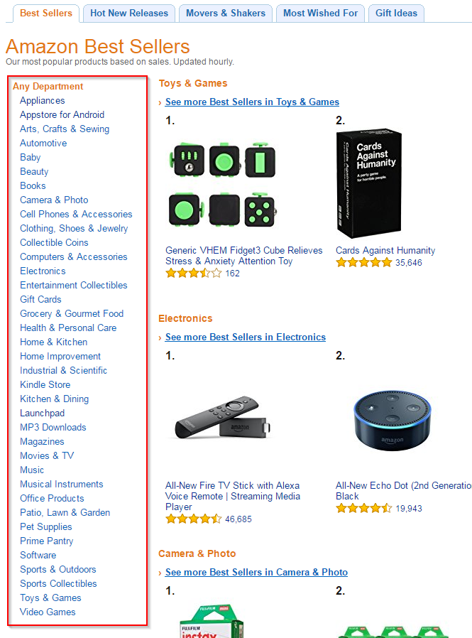 2017-02-19 23_07_08-Amazon.com Best Sellers_ The most popular items on Amazon