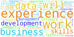 data scientist, data engineer, business analyst