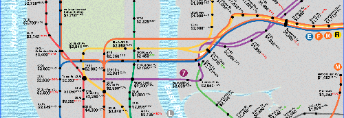renthop.com Subway Map