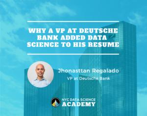 nyc data science academy Jhonasttan Regalado interview
