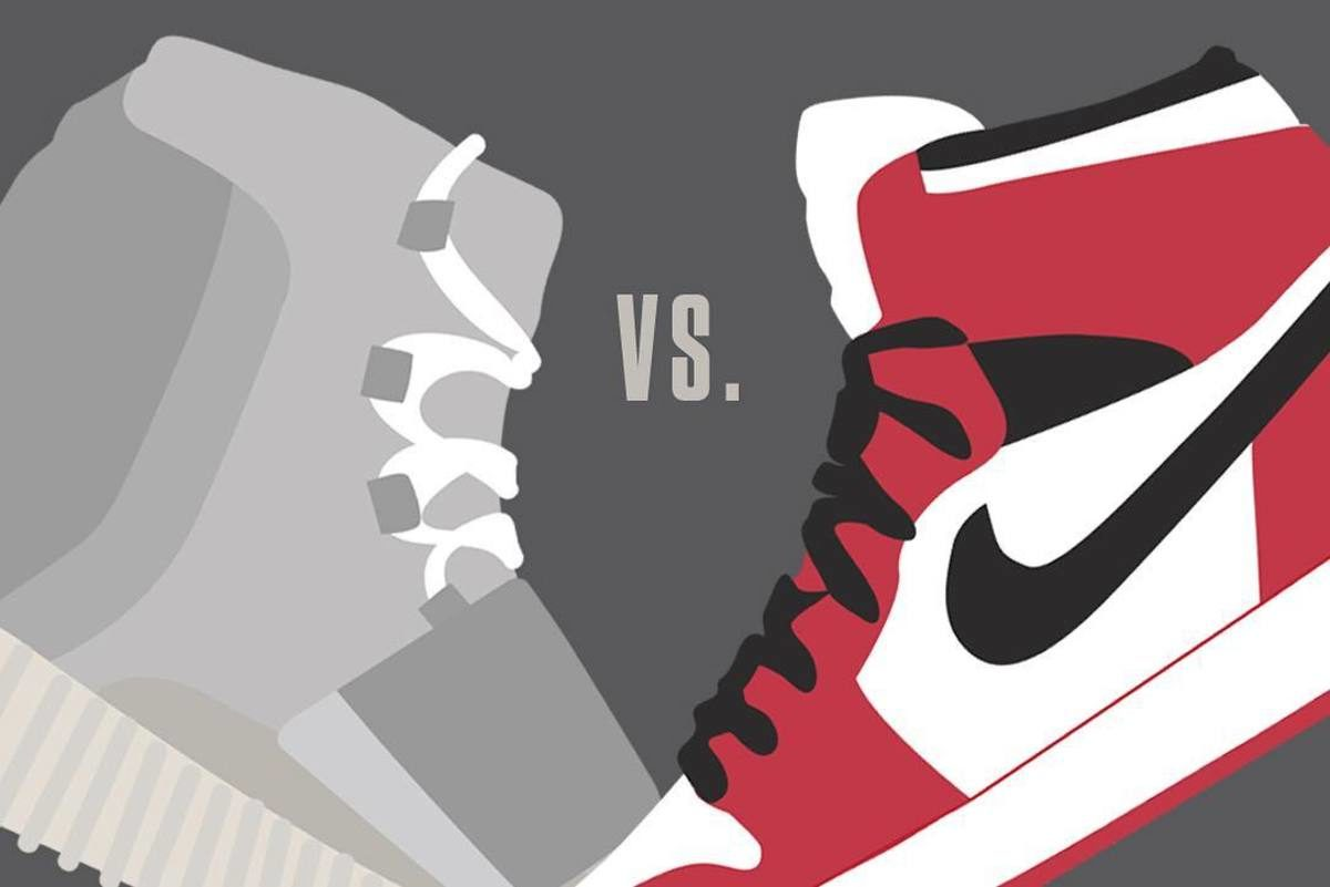 Nike Air Jordan vs  Adidas Yeezy: Why do some sneakers sell