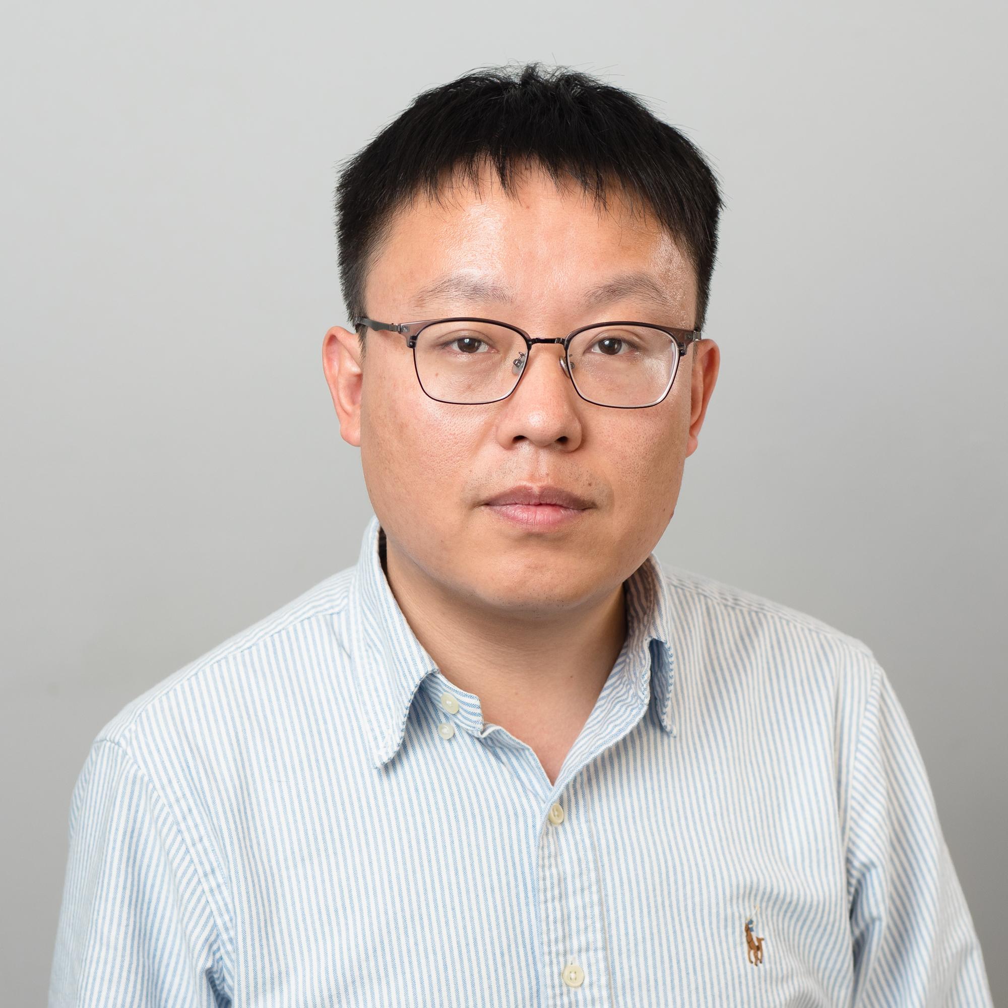 Zhenggang Xu