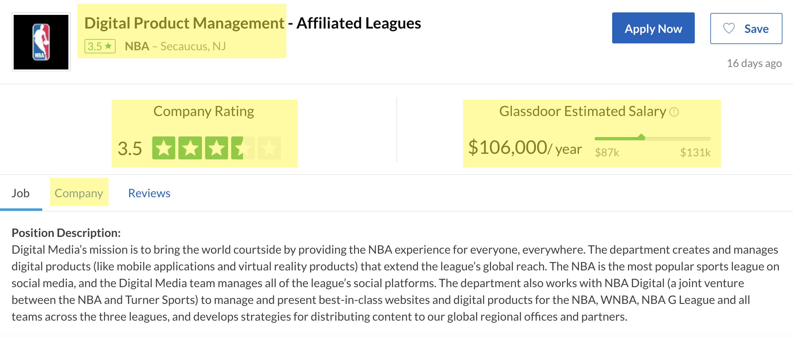 Glassdoor Industry Salary | NYC Data Science Academy Blog