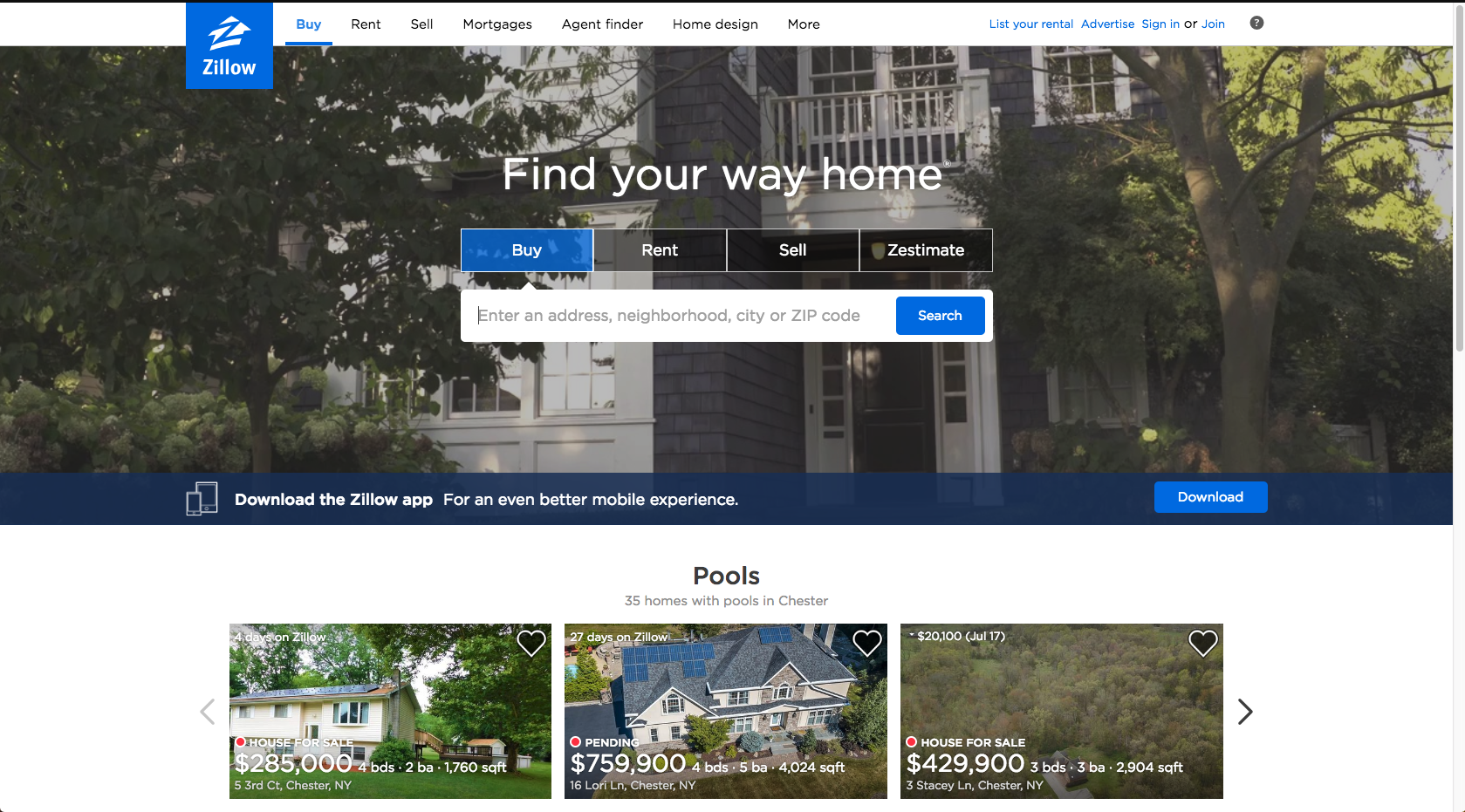 Scraping Zillow | NYC Data Science Academy Blog