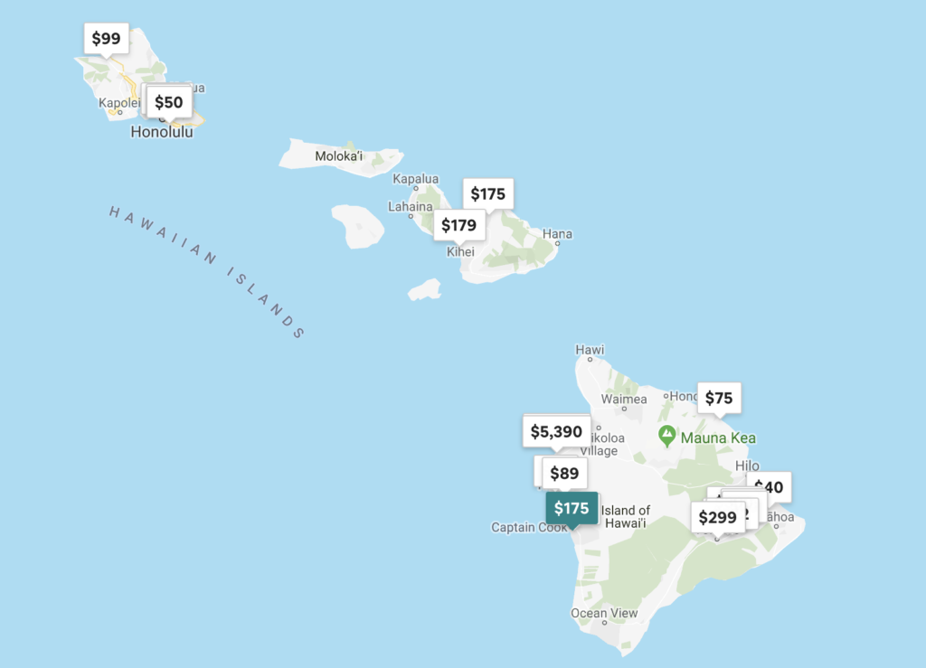 Airbnb and Profit in Hawaii | NYC Data Science Academy Blog
