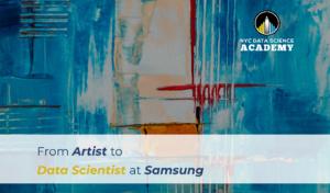 Dean Goldman - Artist to Data Scientist