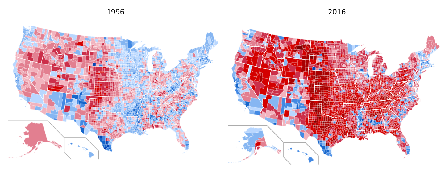 Visualizing Political Polarization in the U.S. with Shiny ...