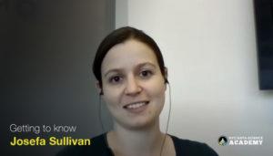 Alumni Spotlight: Josefa Sullivan, Senior Data Scientist at MeiraGTx